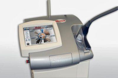 Laser Vectus do depilacji laserowej twarzy i ciała